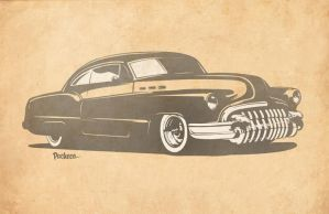 50 Buick by PachecoKustom