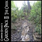 Garden Pack 2:  The Creek by Cobweb-stock