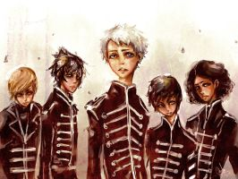Black Parade by chriztaychuang