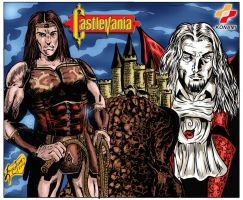The Original Castlevania by Lannytorres