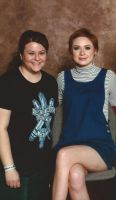 Karen Gillan - Photo Op by sugarpoultry
