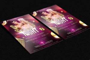 Crazzy Night 2012 by DOMDESIGN