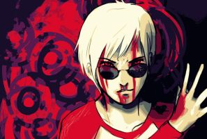Dave Strider by Kambari-bum