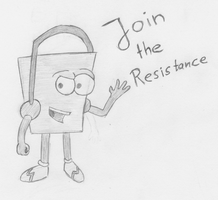 Join the Resistance by InsaneSamantha