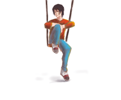 A Swing by yuzero