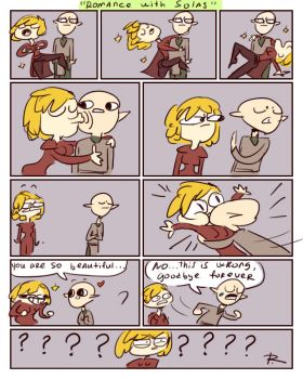 Dragon Age: Inquisition, doodles 24 by Ayej