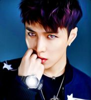 Zhang Yixing by kamjong-kai