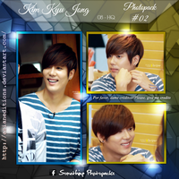 +KIM KYU JONG | Photopack #O2 by AsianEditions