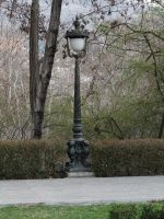 Lamppost by fuguestock