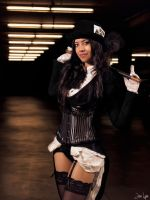 Steampunk Zatanna Cosplay by Sphingosine by SNTP
