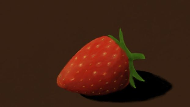 Strawberry by ChibiCelloKing