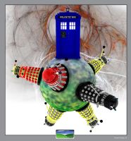 Planet Of Daleks by FarawayPictures
