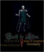 Feath de Lhun: Deviant ID by Horniasty