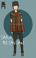 AT TAKA OKTAVIAN by kum---kum