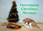 UNWRAPPING CHRISTMAS MORNING! by NocturneJewel