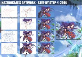 Step by Step by Kazenokaze