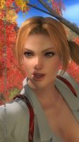 DEAD OR ALIVE 5 Last Round Tina42 by aponyan