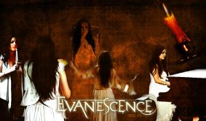 All Eyes On Evanescence by IceQueen1186