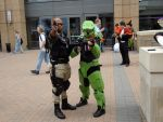 UBCS and master chief by CanteraImage