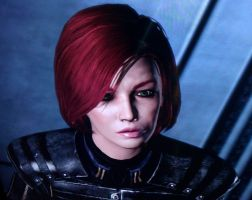 Mass Effect 3-My Ending by KellyCurly
