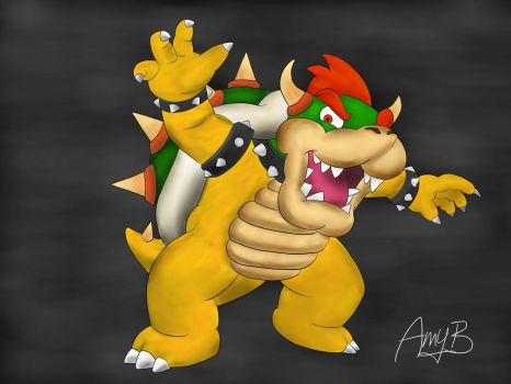 Bowser by Kumadawg