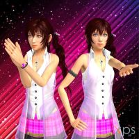 Donna Default Outfit Model (Download) by MissCatarina