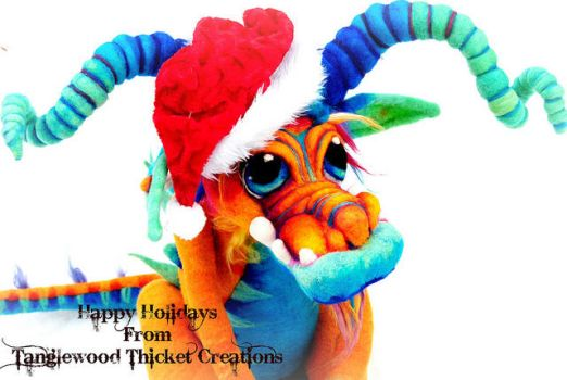 Santa Snout by Tanglewood-Thicket