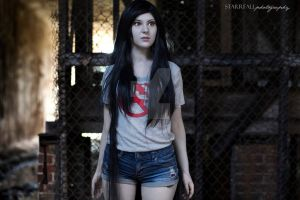 Marceline. The Vampire Queen. by EmilyScissorhands
