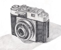 An Olde Camera by Lingualsponge