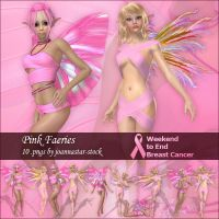 Pink Faeries by joannastar-stock