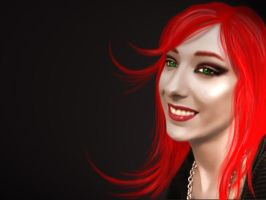 me red by alostcinderella