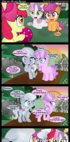 One day, Silver Spoon. by Coltsteelstallion