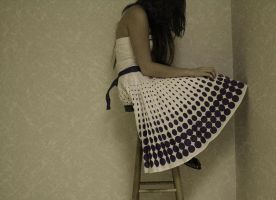 Dotted Dress I by DontStopLovingx