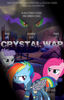Crystal War Film Poster by mzx-90