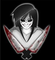 Jeff the killer by Jesse-Drawz