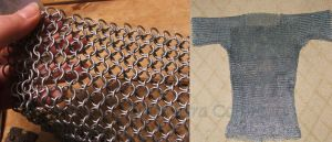 Link's Chainmail from LoZ by thatbloodypirate