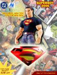 Action Figure Poster Study 1 by supermanisback
