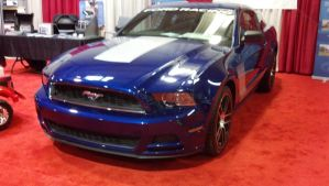 Ford Racing 2014 Mustang by benracer