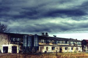 Industrial Wasteland by Jaclav