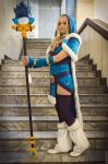 Dota 2. Crystal Maiden. Rylai 6 by DenikaKiomi