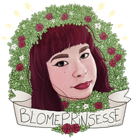Vilja the Blomeprinsesse by Anolee