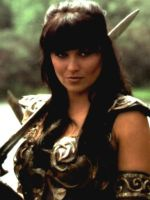 Xena, because she is bamf by TheBlackDreamLily