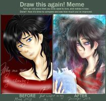 If our love is tragedy, yet again meme :P by ToffeeNuelle