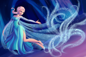 Let it Go by Isabel-Afolalu