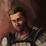 Alistair Portrait by Psamophis