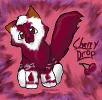 Cherry Drop by Whitesplash12