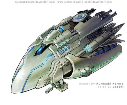 SoA: Nanomite-Missile Carrier by Lazcht