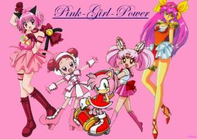 Pink-Anime-Girl-Power by Rainbow-Sword