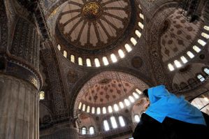 Postcard from Istanbul 10 by JACAC