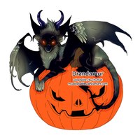 Pumpking Lord Entry by jaclynonacloud